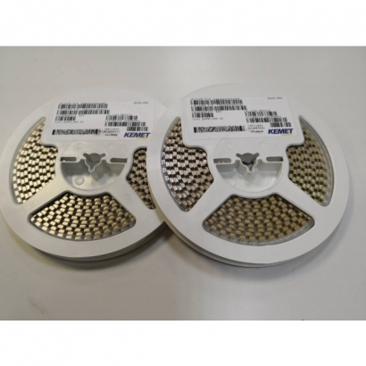 KEMET-220UF 10V TYPED 10%Tantalum Capacitor